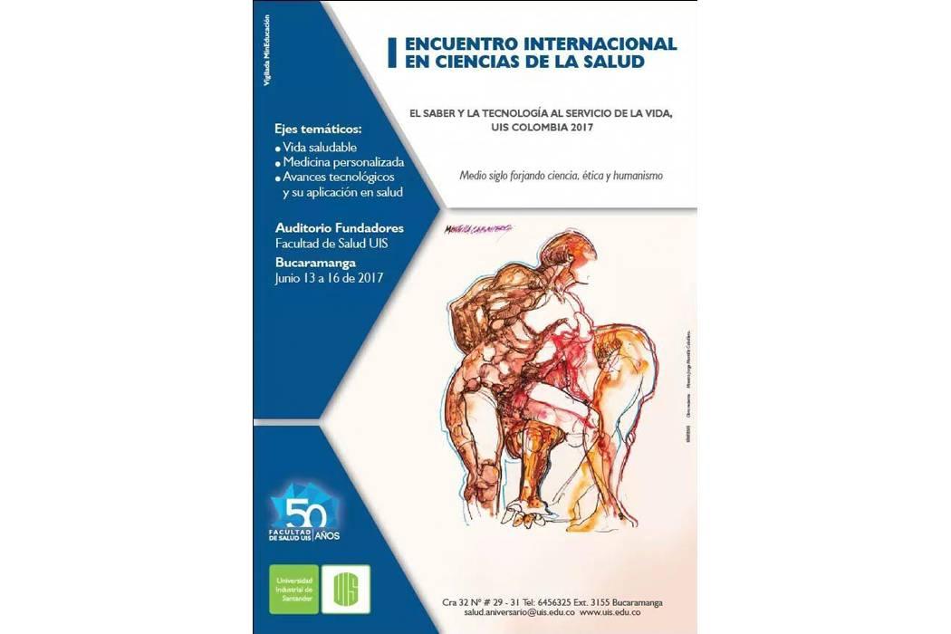 Primer Encuentro Internacional en Ciencias de la Salud