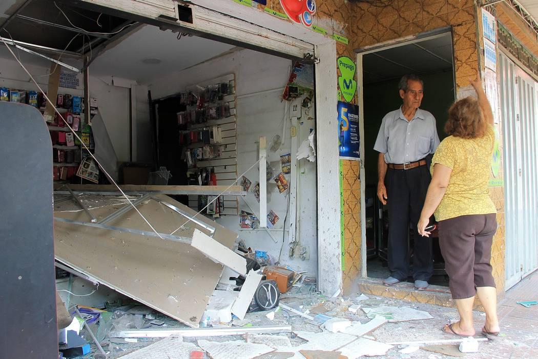 Atentado con granada dejó  seis heridos en Bucaramanga