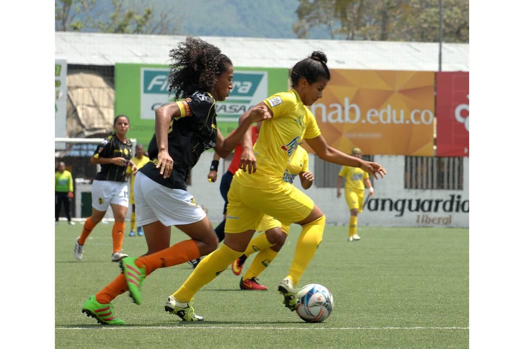 El Bucaramanga femenino clasificó a los cuartos de final