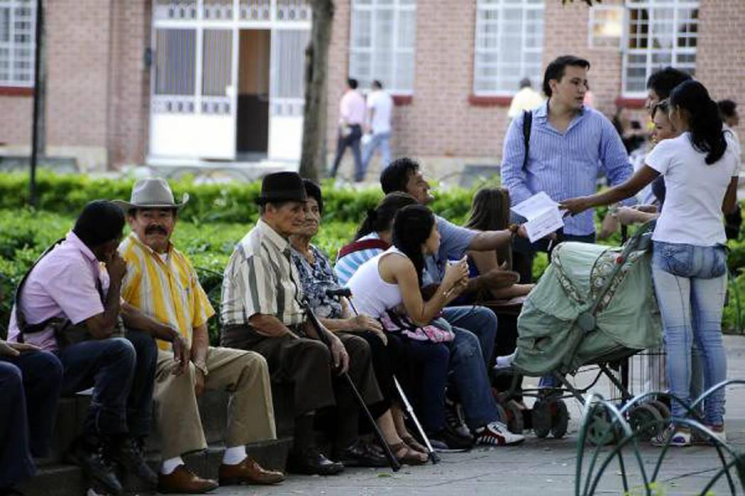 ¿Cuánto tiempo tarda una persona en conseguir empleo en Bucaramanga?