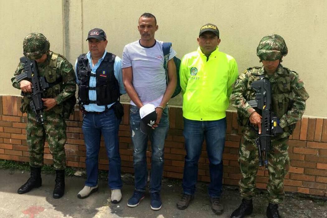 Cae presunto secuestrador del Fokker 50 de Avianca en Palonegro