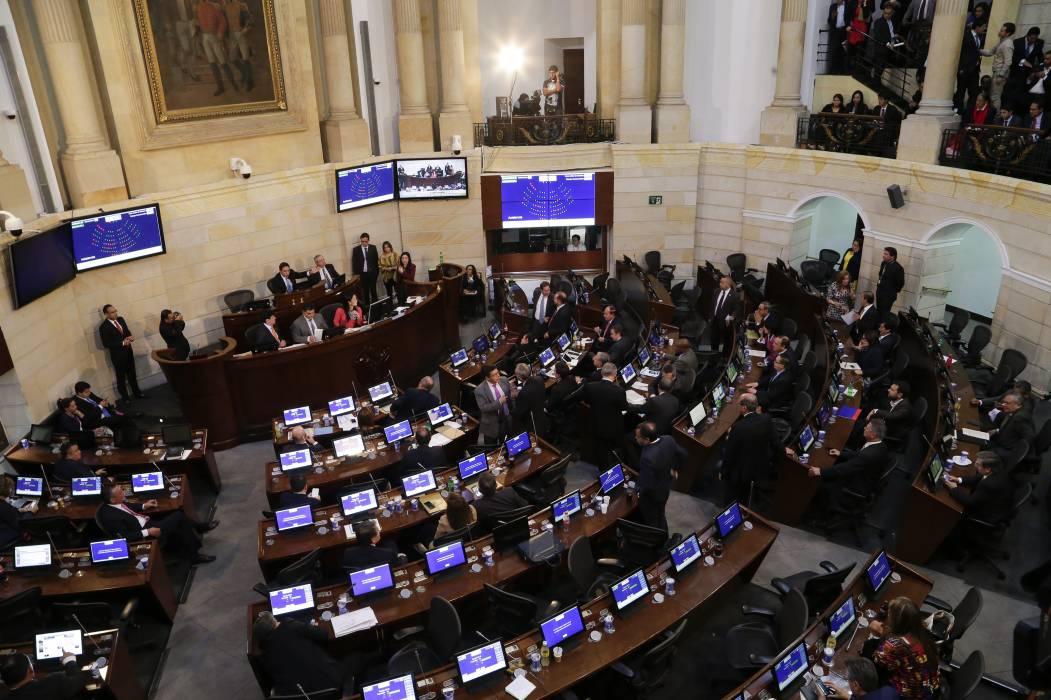 Próximo miércoles Senado elegirá a los magistrados de la Corte Constitucional