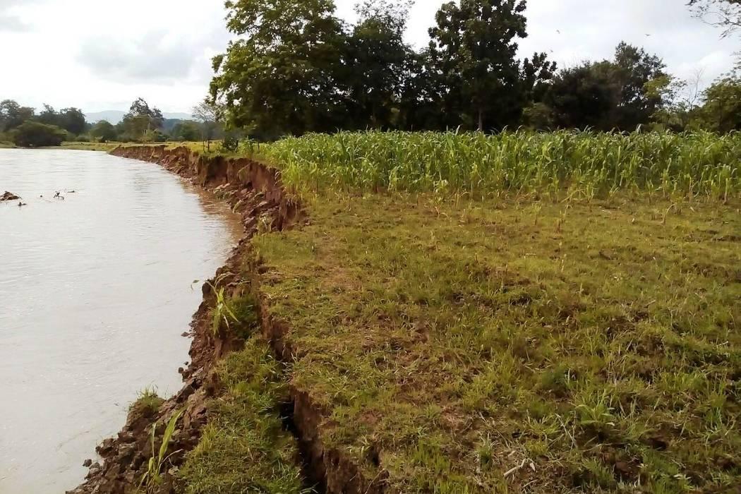 Advierten de grave riesgo  de inundación en Sabana
