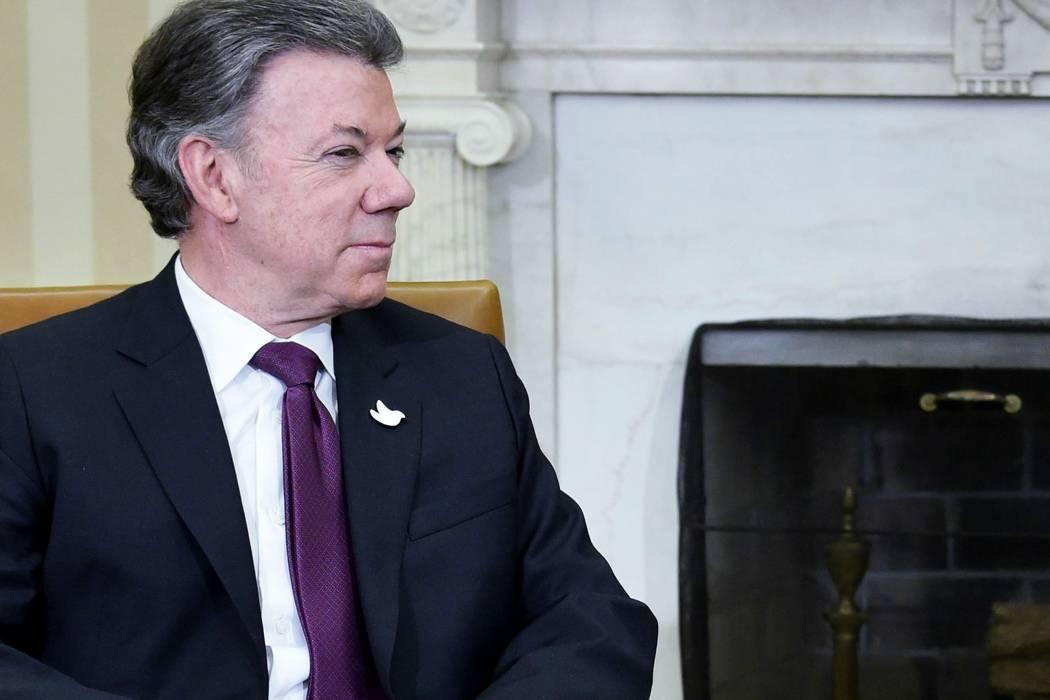 Donald Trump recibirá a Juan Manuel Santos el próximo 18 de mayo