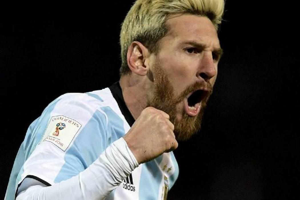 La Fifa levantó la sanción contra Messi quien podrá jugar las Eliminatorias