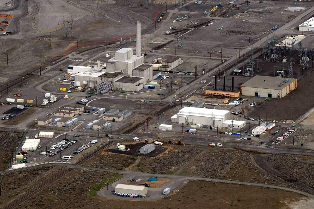 Evacuan planta nuclear de EE. UU. por colapso de terreno