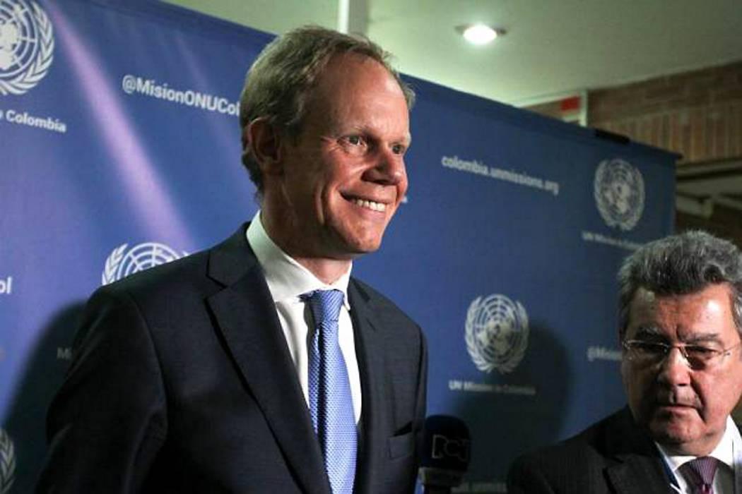 Piden liberación de delegado de la ONU secuestrado por disidencia de las Farc