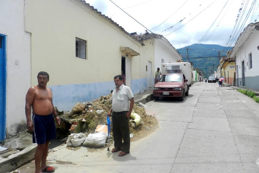 Comunidad de Suratoque requiere algunos reductores de velocidad