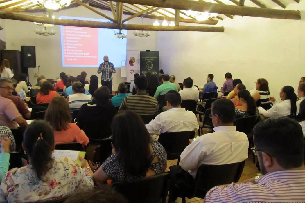 Se realizó primer encuentro del Pacto por la Educación de Santander 2030