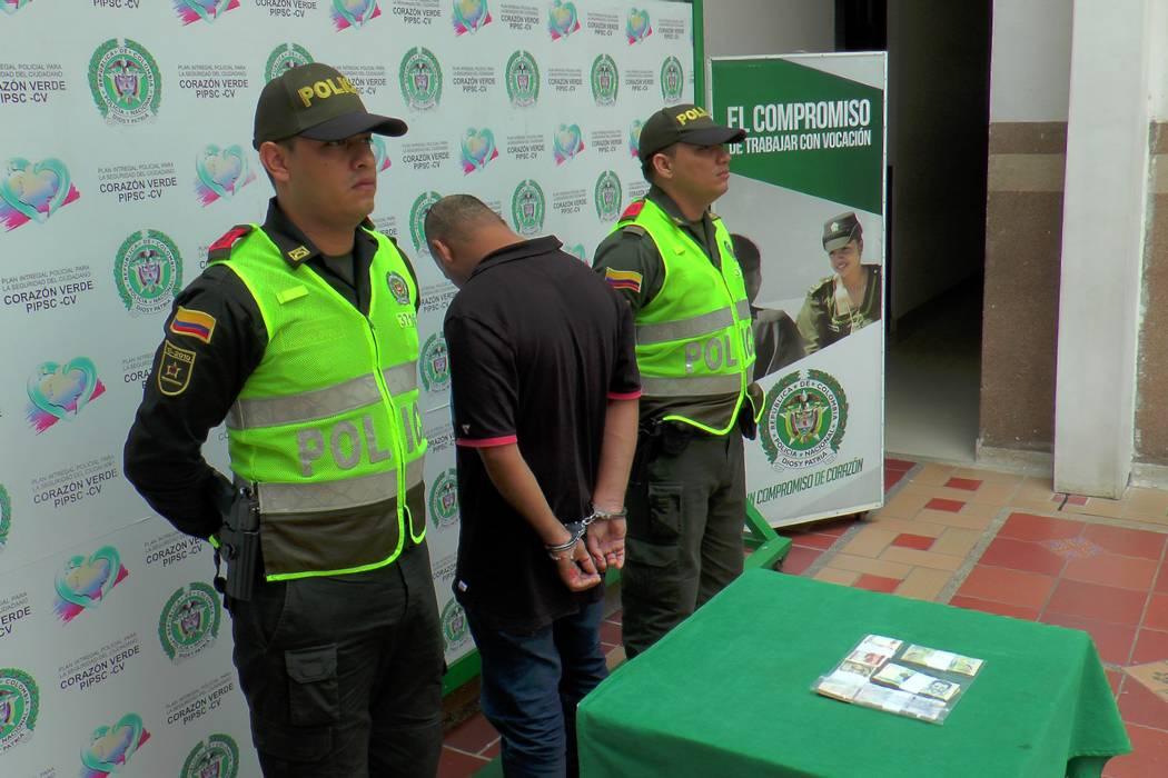 Presunto ladrón fue capturado en la Terminal de Transportes de Bucaramanga