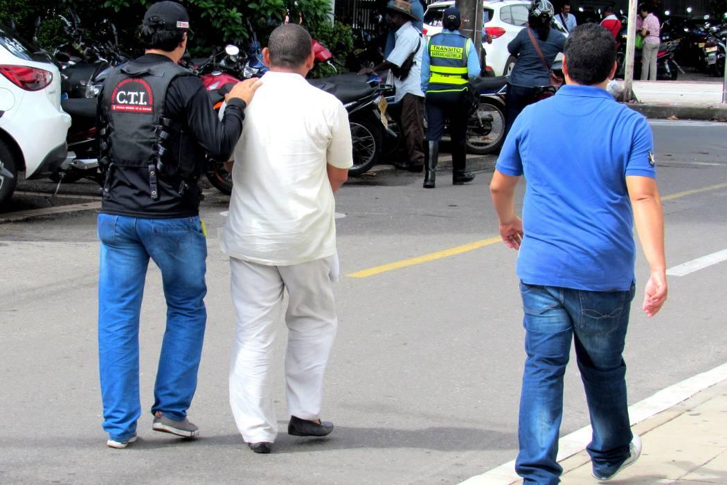 Capturan a enfermero por delitos sexuales en Barrancabermeja