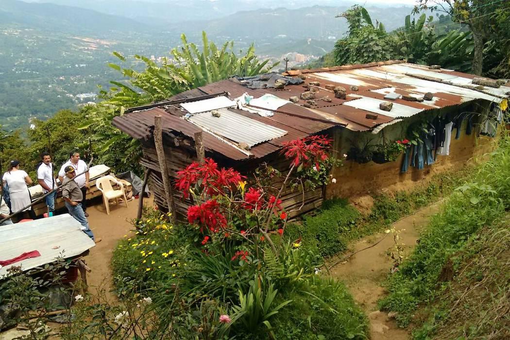 Más 50 familias rurales estrenarán vivienda