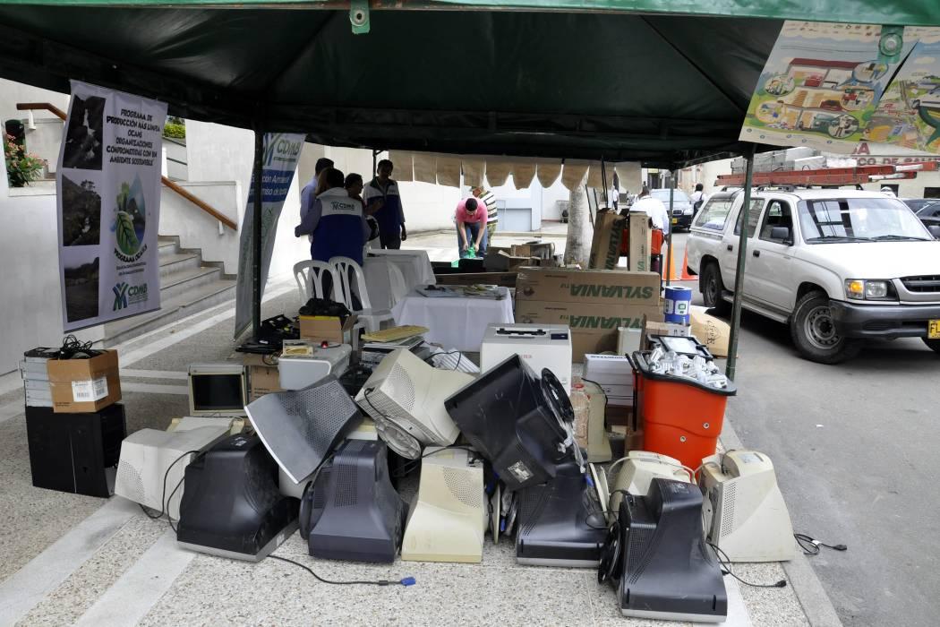 Varias entidades promueven reciclar