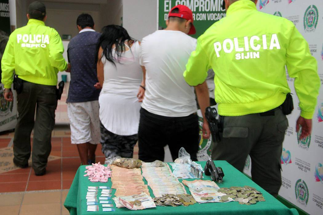 Capturan a cinco personas por el crimen de un hombre en Bucaramanga