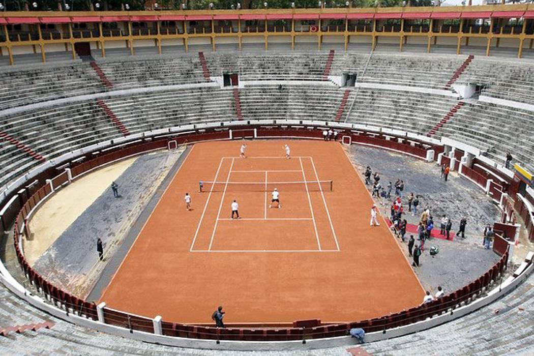 Colombia recibirá a Croacia por la Copa Davis en la plaza de toros de Bogotá