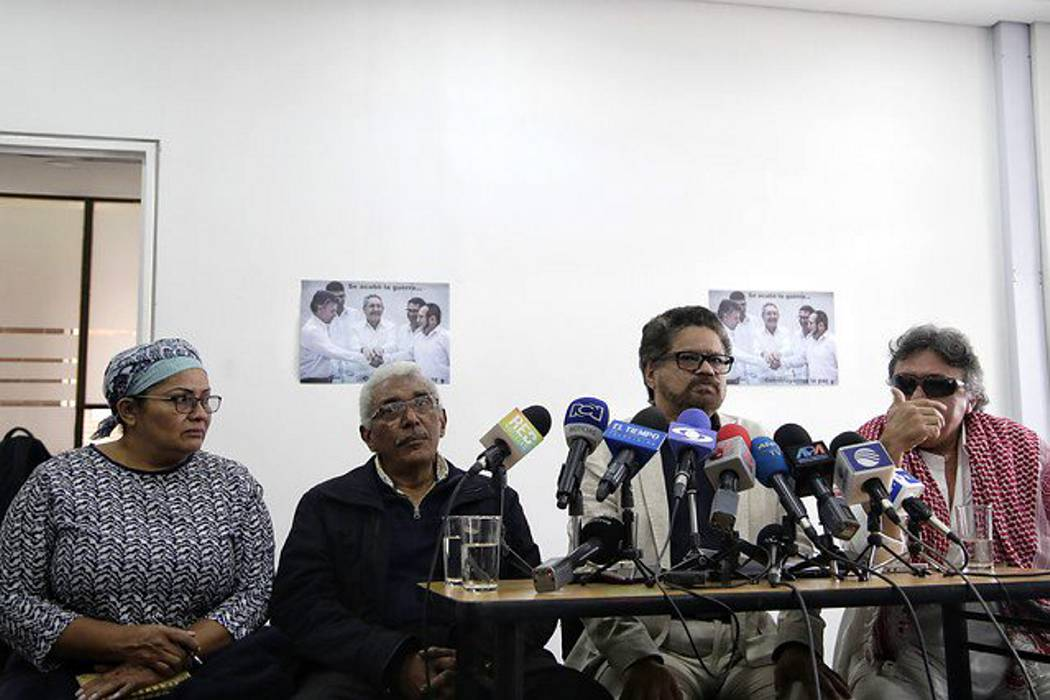 Las Farc rechazan los cambios que tendría el decreto de la reforma rural