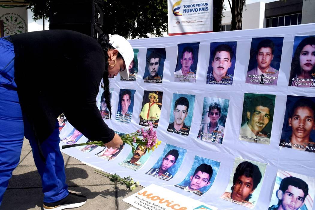 Desde hoy conmemoran a las víctimas en Santander