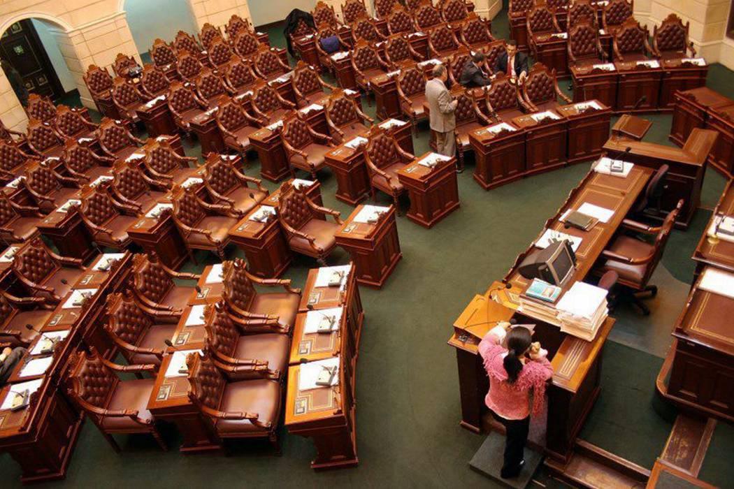 Por ausencia de congresistas se cae votación de proyecto contra ausentismo de senadores