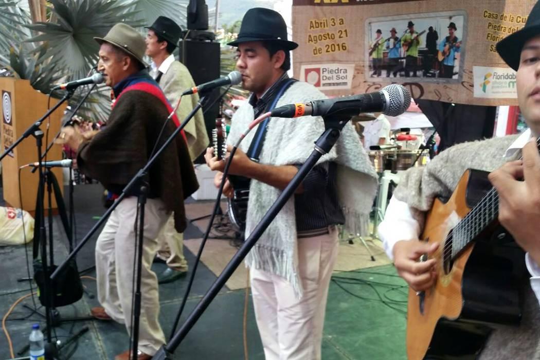 Este domingo inicia el XXI Festival de Música Campesina
