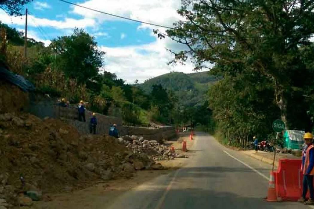 Charaleños piden que se revise consorcio Conectividad Vial San Gil - Charalá