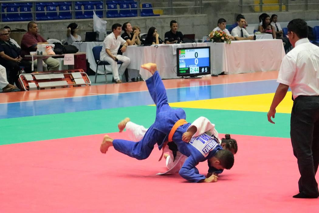Hoy se baja el telón del Nacional de Judo