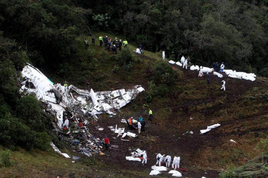 Director de LaMia se declaró culpable por accidente de Chapecoense