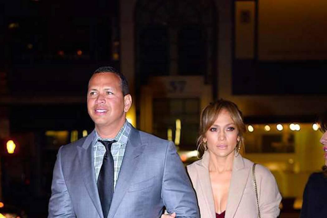 ¿Jennifer López está embarazada de Alex Rodríguez?