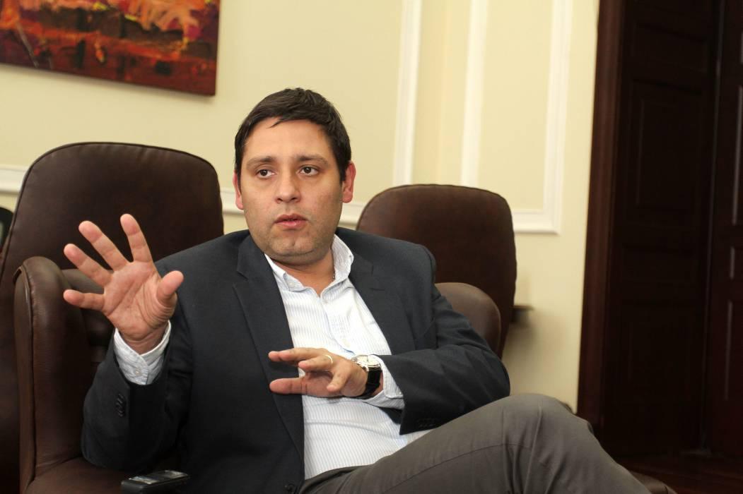 """""""Reforma política para el 16 de junio no va a haber"""": Lizcano"""