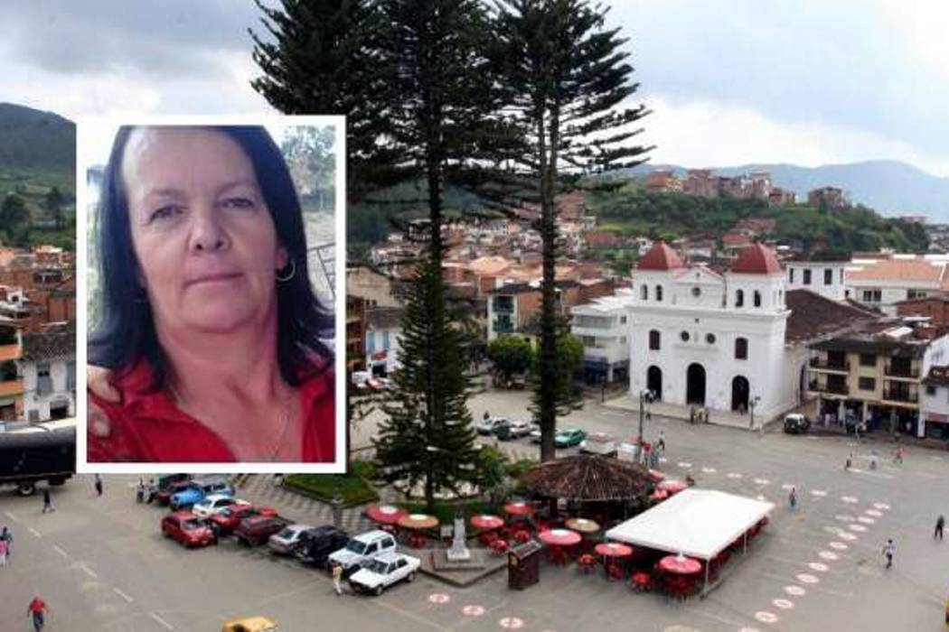 Asesinan a machete a madre de concejal de Antioquia