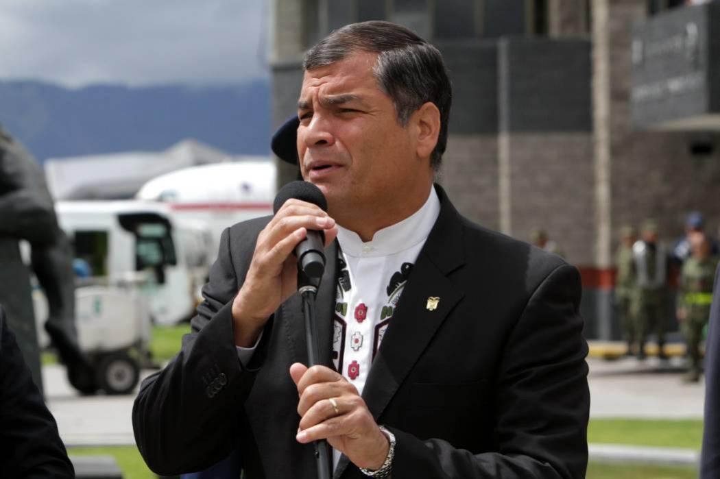 Antes de dejar la presidencia de Ecuador, Rafael Correa indultó a 3.000 presos