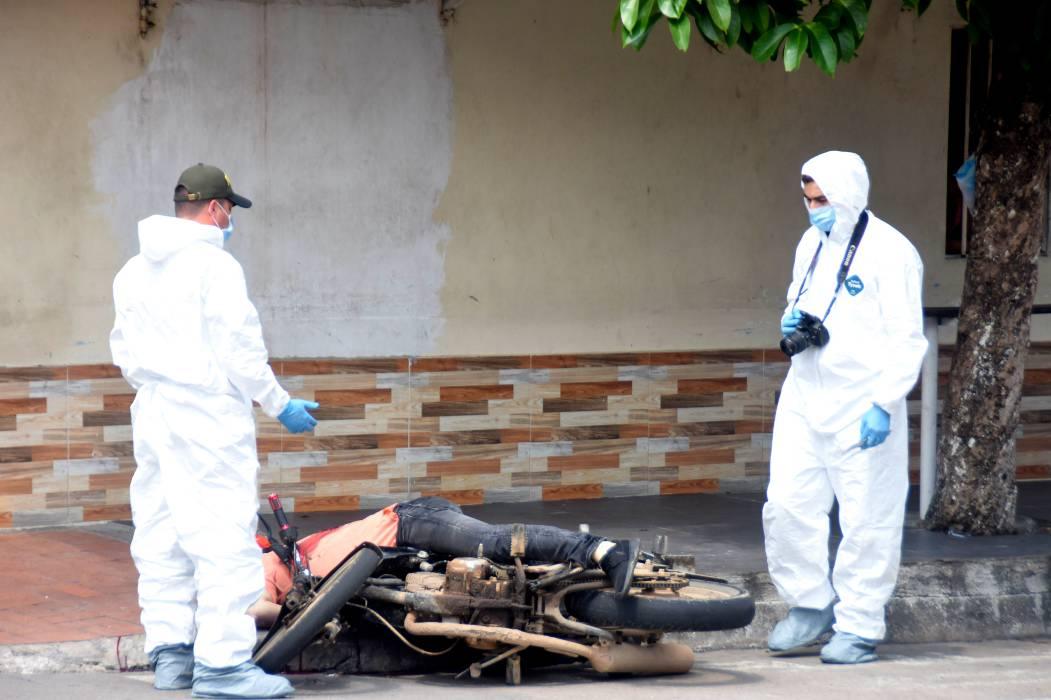 Asesinan a prestamista en el barrio Provivienda