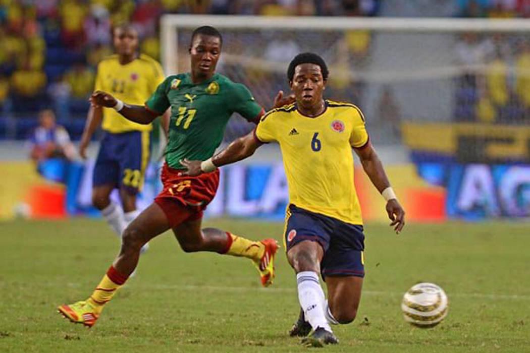 Selección Colombia prepara su encuentro amistoso ante Camerún