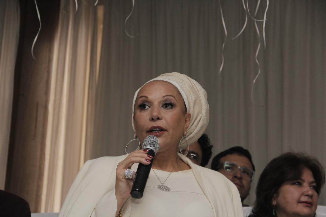 Piedad Córdoba hizo oficial su candidatura a la presidencia de Colombia