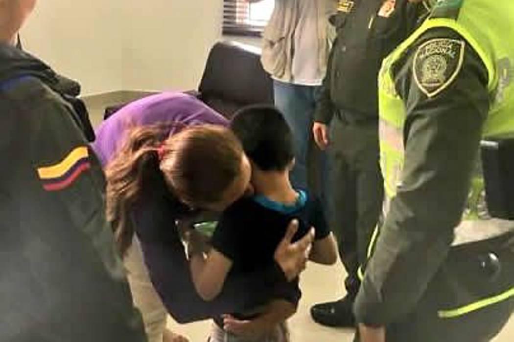 Hallan en San Alberto al niño de 6 años que habría sido raptado