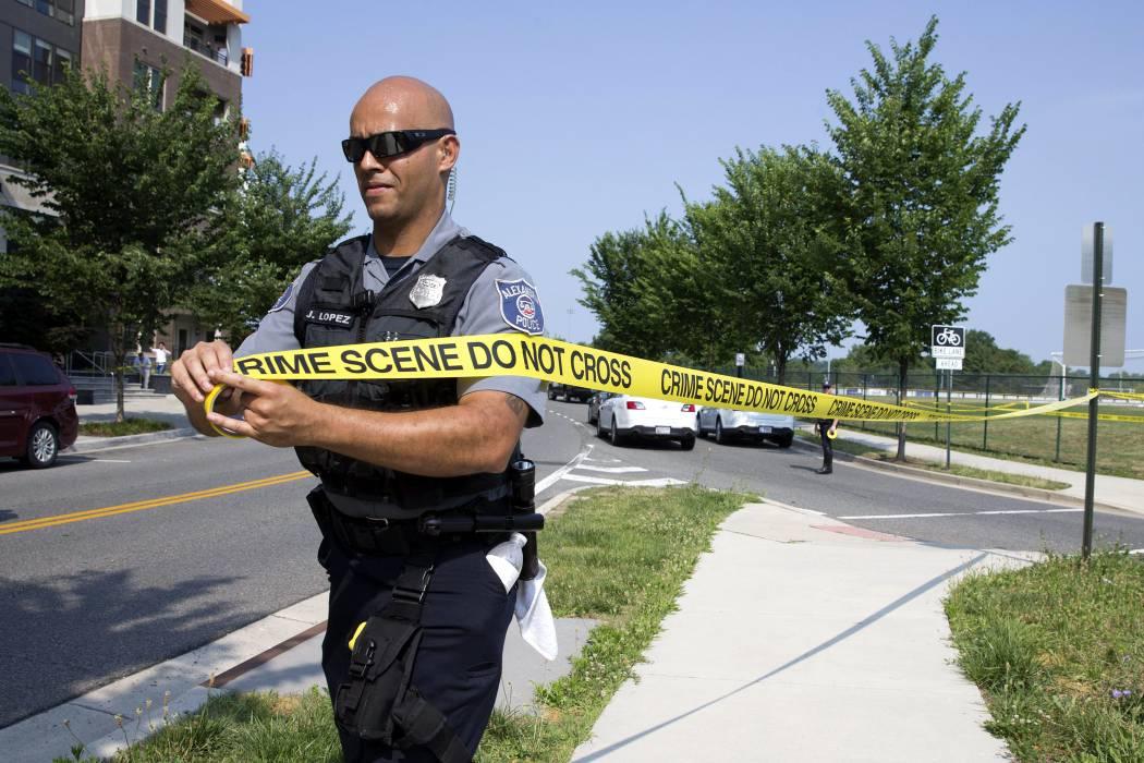 Ataques en EE.UU dejaron dos muertos y cinco personas heridas