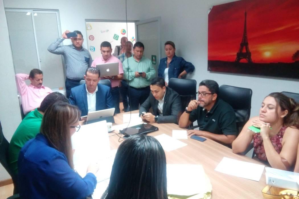 Cuatro oferentes se presentaron a la licitación de conectividad en Santander