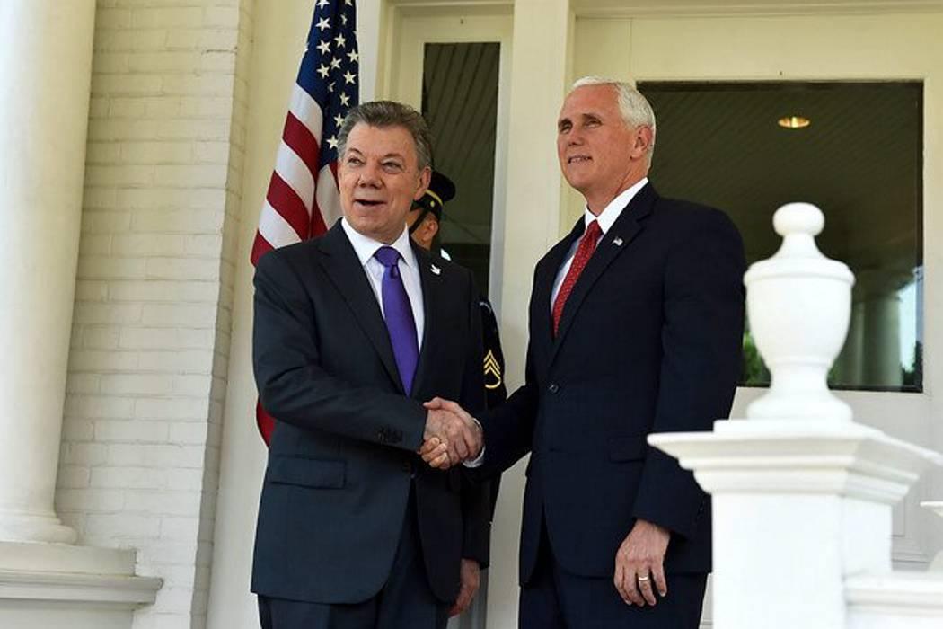 Confirman fechas en que Vicepresidente de Estados Unidos visitará Colombia