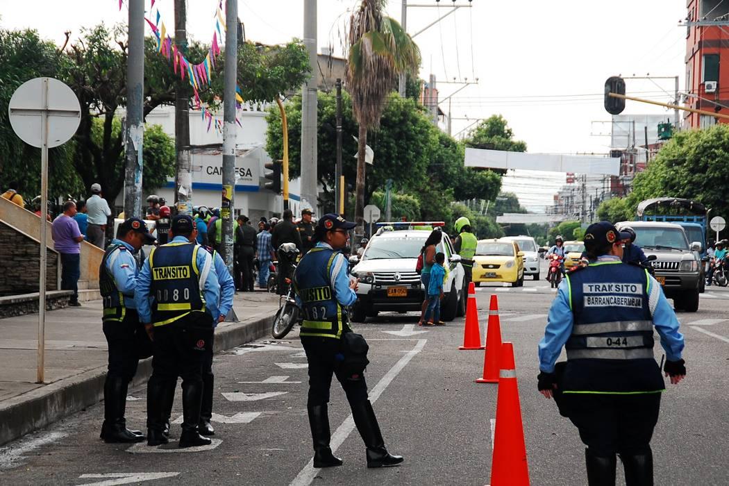 Corte Suprema ordena reintegrar empleados de Tránsito Bucaramanga
