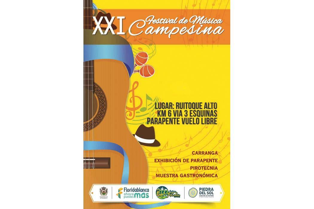 XXI Festival Municipal