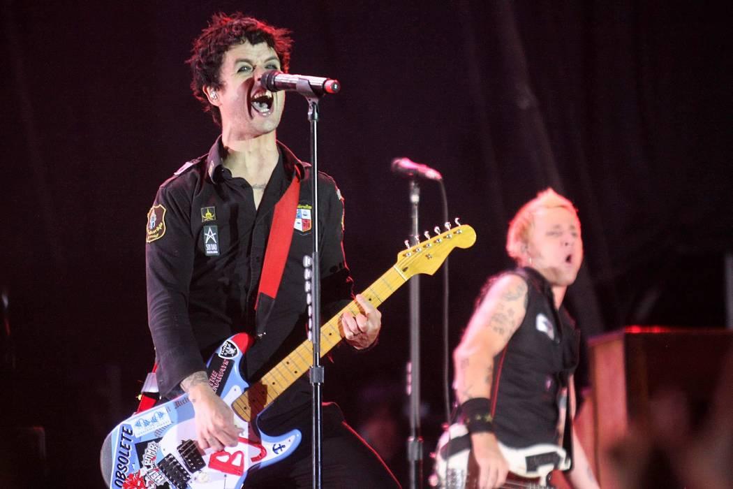 Green Day tocará de nuevo en Colombia
