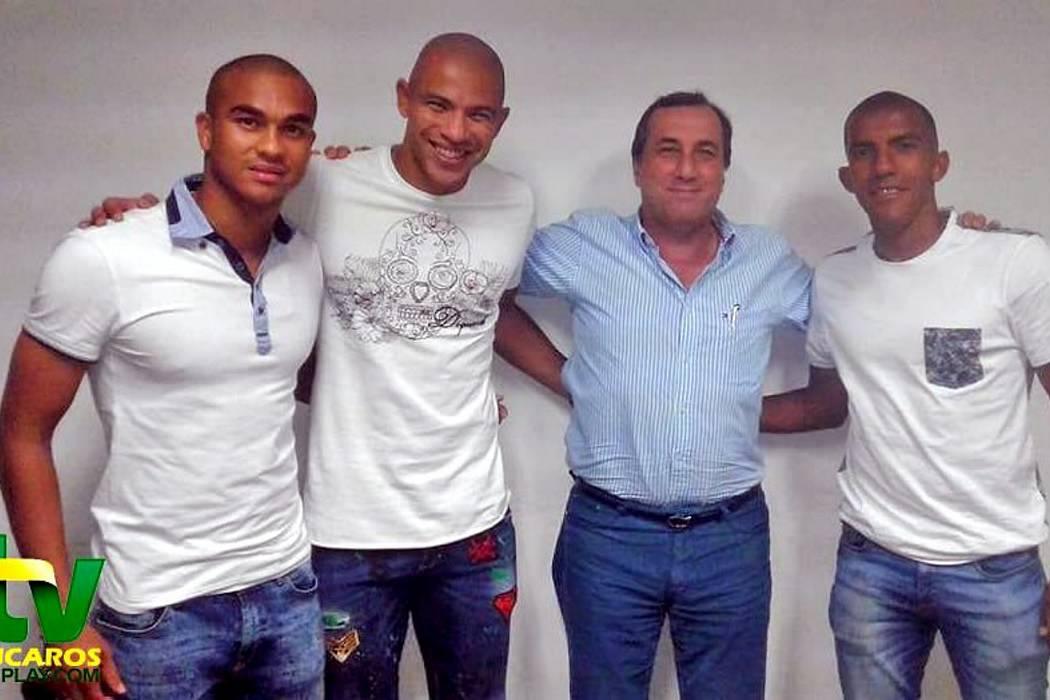 Estos son los refuerzos del Bucaramanga: Rey y Sherman siguen pendientes