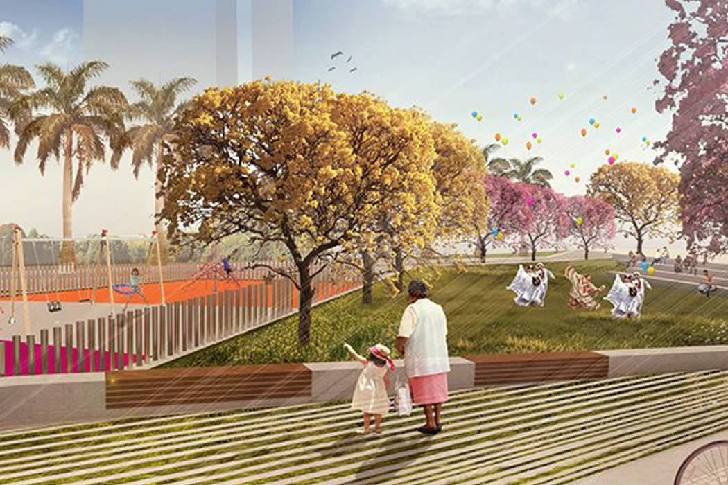 Conozca en dónde construirán un nuevo gran parque público en Bucaramanga