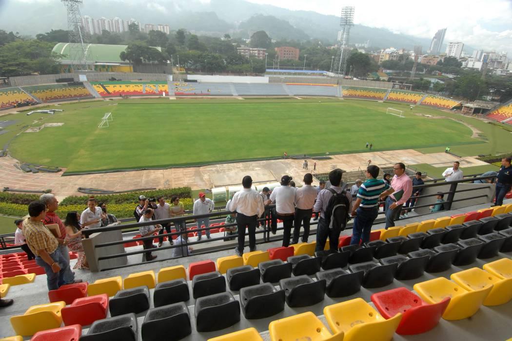 El estadio de Bucaramanga quedará listo el 6 de julio