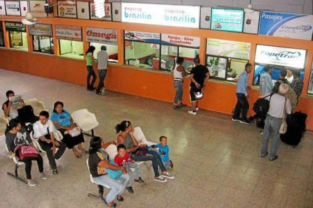 Veeduría de la Terminal de Transporte le solicitó información al presidente de la junta