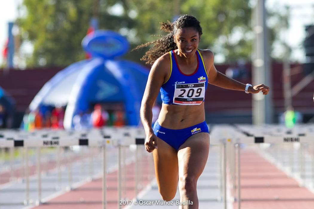 Cinco platas, dos bronces y un récord en atletismo, la cosecha de Colombia
