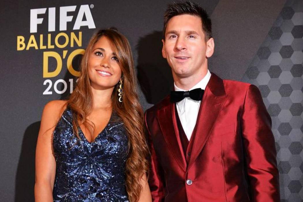 """Messi y Antonella darán mañana el """"sí"""" en el altar"""