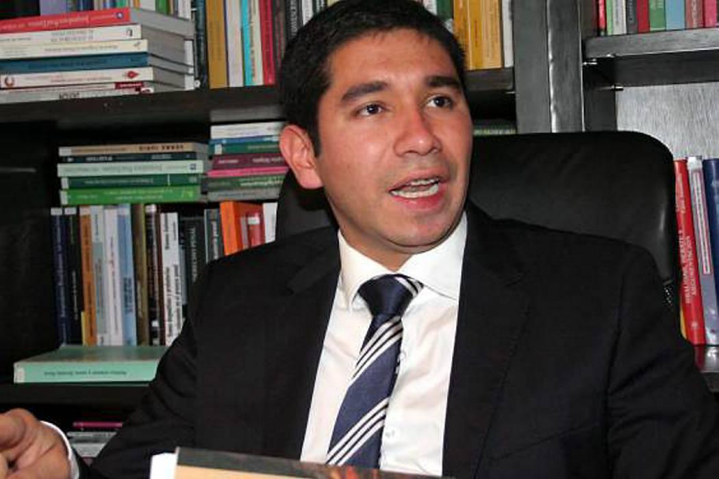 Director de Anticorrupción pidió perdón desde la cárcel