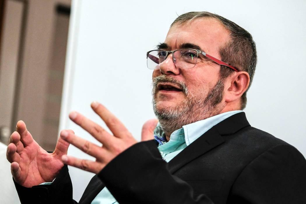 Rodrigo Londoño sufrió accidente cerebral transitorio, confirman médicos