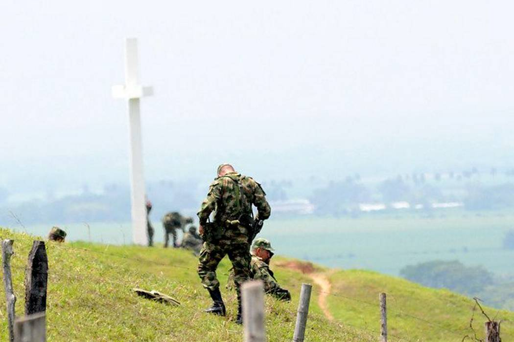 Seis heridos dejó ataque de disidencia de las Farc en Guaviare