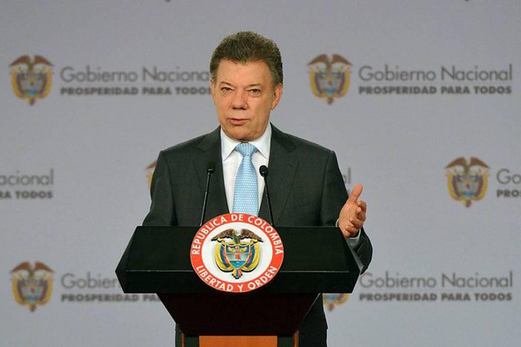 """""""Es necesario que maduro desmonte la constituyente"""": Juan Manuel Santos"""